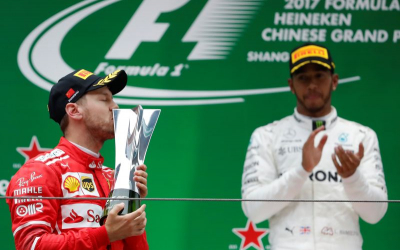 F1 Business Diary 2017: The Chinese Grand Prix