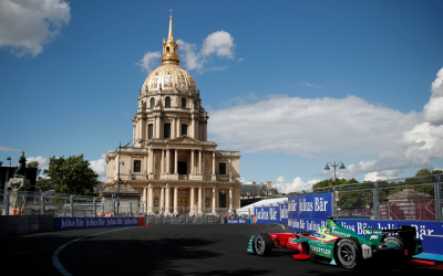 Audi added to Formula E grid