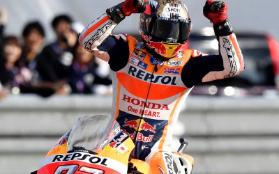 MotoGP in rude health with Quirónsalud renewal
