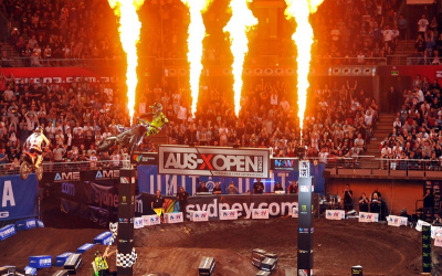 Monster Energy upgrades AUS-X Open partnership