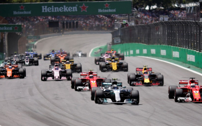 Formula One engages Fanatics to lead merchandise revamp