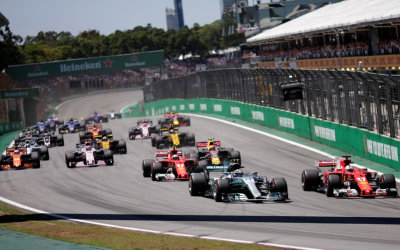 Fox Sports Latin America lands Formula One rights