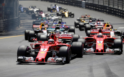 Formula One teams up with Lagardère Sports