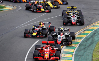 Formula One to star in Netflix docuseries
