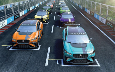 Jaguar to launch Formula E support series