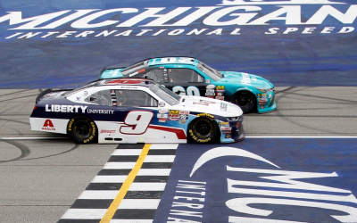 Consumers Energy to title sponsor Nascar Cup Series race