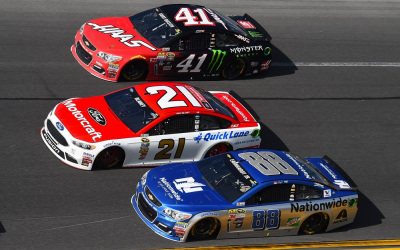 First Data to title sponsor Martinsville's Nascar Cup race