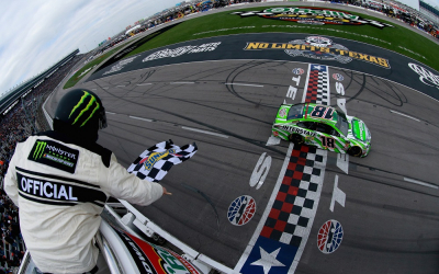 Monster Energy to back Nascar Cup Series through 2019