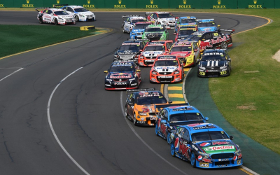 Unibet backs Supercars Championship