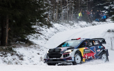 Eleven Sports and ESPN 3 to broadcast WRC