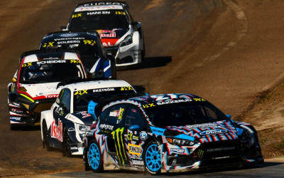 Olsbergs MSE prepares for World Rallycross Championship