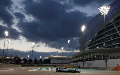 F1 Business Diary 2017: The Abu Dhabi Grand Prix
