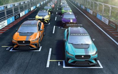 Supporting innovation: James Barclay on the Jaguar I-Pace eTrophy