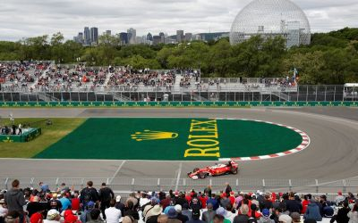 Formula One inks extension with Canada