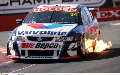 Wilson Group renews Garry Rogers Motorsport deal
