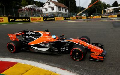 McLaren make waves with multi-year Kimoa partnership