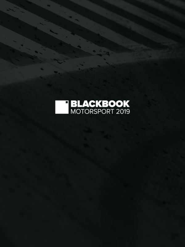 BlackBook of Motorsport 2018